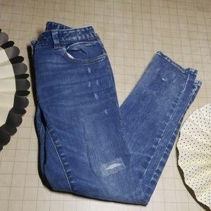 J. Crew Crewcuts Toothpick Skinny Jeans size 10